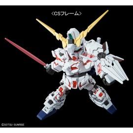 Maquette SD Cross Silhouette Gundam UC RX-0 Unicorn Gundam Destroy Mode