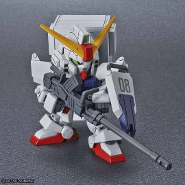 Maquette SD Cross Silhouette Gundam 08th MS Team RX-79[G] Ground Type