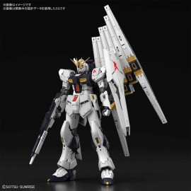 Maquette Kidou Senshi Gundam Char's Counterattack RG 1/144 RX-93 Nu Gundam