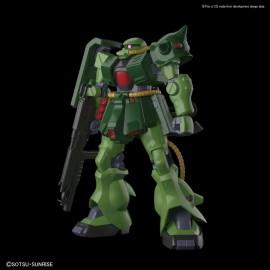 Maquette Kidou Senshi Gundam 0080 Pocket no Naka no Sensou RE/100 1/100 MS-06FZ Zaku II Kai RE/100
