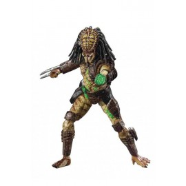 Figurine Predator Battle Damaged City Hunter
