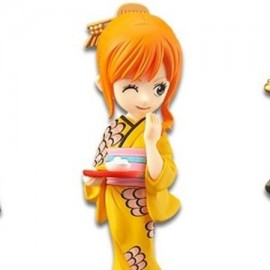Figurine One Piece WCF Japanese Style Nami