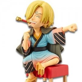Figurine One Piece WCF Japanese Style Sanji