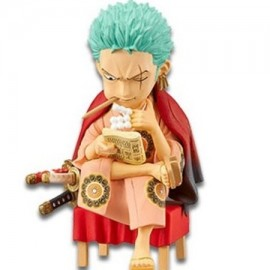 Figurine One Piece WCF Japanese Style Zoro