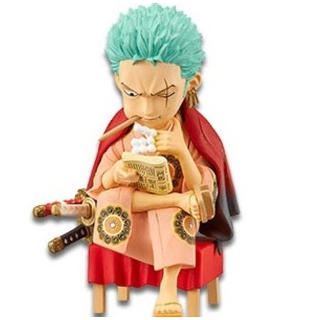 Figurine One Piece WCF Japanese Style Zoro