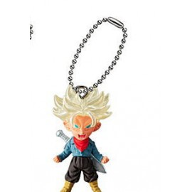 Porte-clés figurine Dragon Ball Super UDM The Best Vol.30 Trunks SSJ