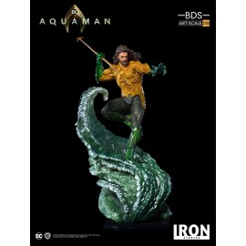 Statuette Aquaman BDS Art Scale 1/10 Aquaman