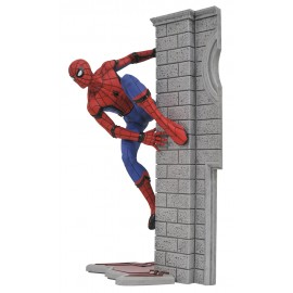 Statuette Spider-Man Homecoming Marvel Gallery Spider-Man