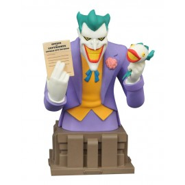 Buste Batman The Animated Series Laughing Fish Joker EE Exclusive
