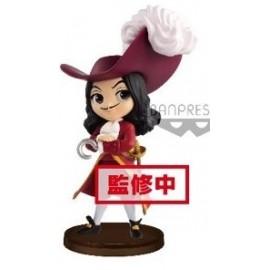 Figurine Disney Characters Q Petit Posket Villains Ⅱ Captain Hook