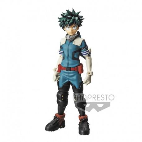 Figurine My Hero Academia Grandista Izuku Midoriya