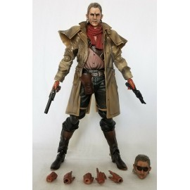 Figurine Metal Gear Solid V The Phantom Pain Venom Snake Sneaking Suit Version
