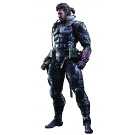 Figurine Metal Gear Solid V The Phantom Pain Venom Snake Sneaking Suit