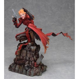 Statuette Trigun Badlands Rumble 1/6 Vash The Stampede Holdup Version