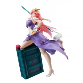 Statuette Mobile Suit Gundam Seed Destiny GGG Nose Art Realize Meer Campbell