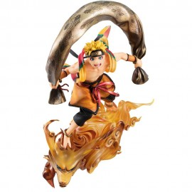 Statuette Naruto Shippuden G.E.M. Remix Series 1/8 Naruto Uzumaki Fujin