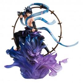 Statuette Naruto Shippuden G.E.M. Remix Series 1/8 Sasuke Uchiha Fujin