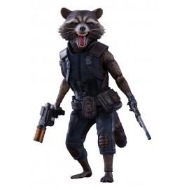 Figurine Les Gardiens de la Galaxie Vol. 2 Movie Masterpiece 1/6 Rocket Raccoon