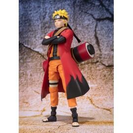 Figurine Naruto S.H. Figuarts Naruto Uzumaki Sennin Mode Kanzenban