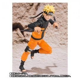 Figurine Naruto S.H. Figuarts Naruto Uzumaki Sennin Mode