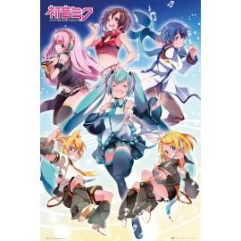 Poster Vocaloid