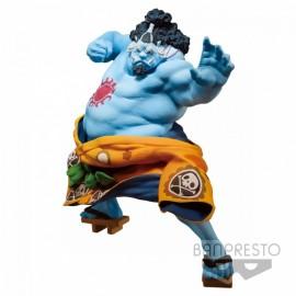 Figurine One Piece Banpresto World Figure Colosseum 2018 Vol.4 Jinbei