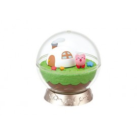 Terrarium Kirby's Dream Land Collection Deluxe Memories Green Greens
