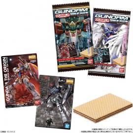 Booster de cartes Gundam Heroes