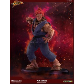Statuette Street Fighter 1/4 Akuma Classic Exclusive