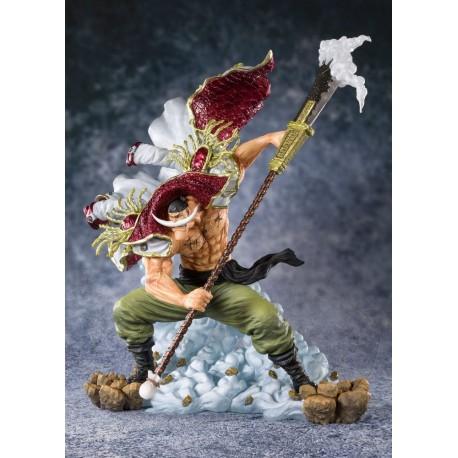 """Statuette One Piece Figuarts Zero Edward Newgate (Barbe Blanche) """"Pirate Captain"""""""