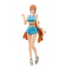 Figurine One Piece Ichibansho Nami (Onami)