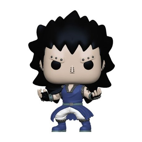 Figurine Fairy Tail POP! Gajeel