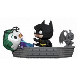 Pack de 2 figurines Batman 80th POP Movie Moment! Batman & Joker (1989)