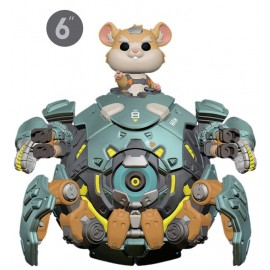 Figurine Overwatch POP! Overzised Wrecking Ball