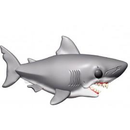 Figurine Les Dents de la Mer Oversized POP! Jaws