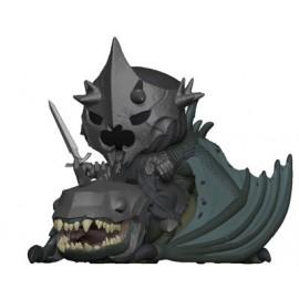 Figurine Le Seigneur des Anneaux POP! Rides Witch King & Fellbeast