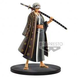 Figurine One Piece DXF Grandline Men Wanokuni Vol. 3 Trafalgar Law