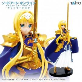 Figurine Sword Art Online Alicization Alice Schuberg Integrity Knight