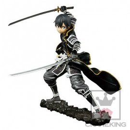 Figurine Sword Art Online Code Register Gokai Kirito