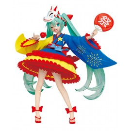 Figurine Vocaloid Hatsune Miku 2nd Season Summer Version
