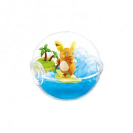 Pokemon Terrarium Collection EX Alola 2 Raichu d'Alola