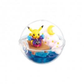 Pokemon Terrarium Collection EX Alola 2 Pikachu & Cosmog