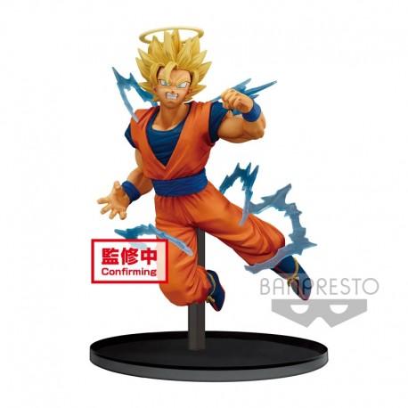 Figurine Dragon Ball Z Dokkan Battle Sangoku SSJ2
