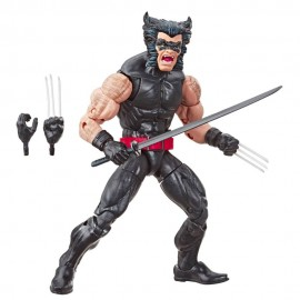 Figurine Marvel Legends Wave 1 Retro Uncanny X-Men Wolverine *PRECO*