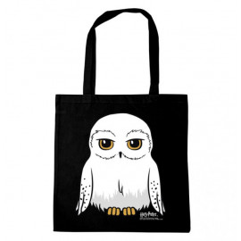 Sac shopping Harry Potter Hedwige