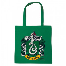 Sac shopping Harry Potter Serpentard