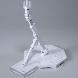 Socle pour maquette Gundam Action Base 1 White