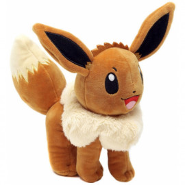 Figurine en peluche Pokémon Evoli