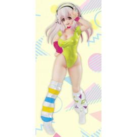 Figurine Super Sonico Concept Figure 80's Sonico Verte
