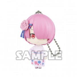 Porte-clés figurine Re:Zero Collection Figure Kimono Version Ram